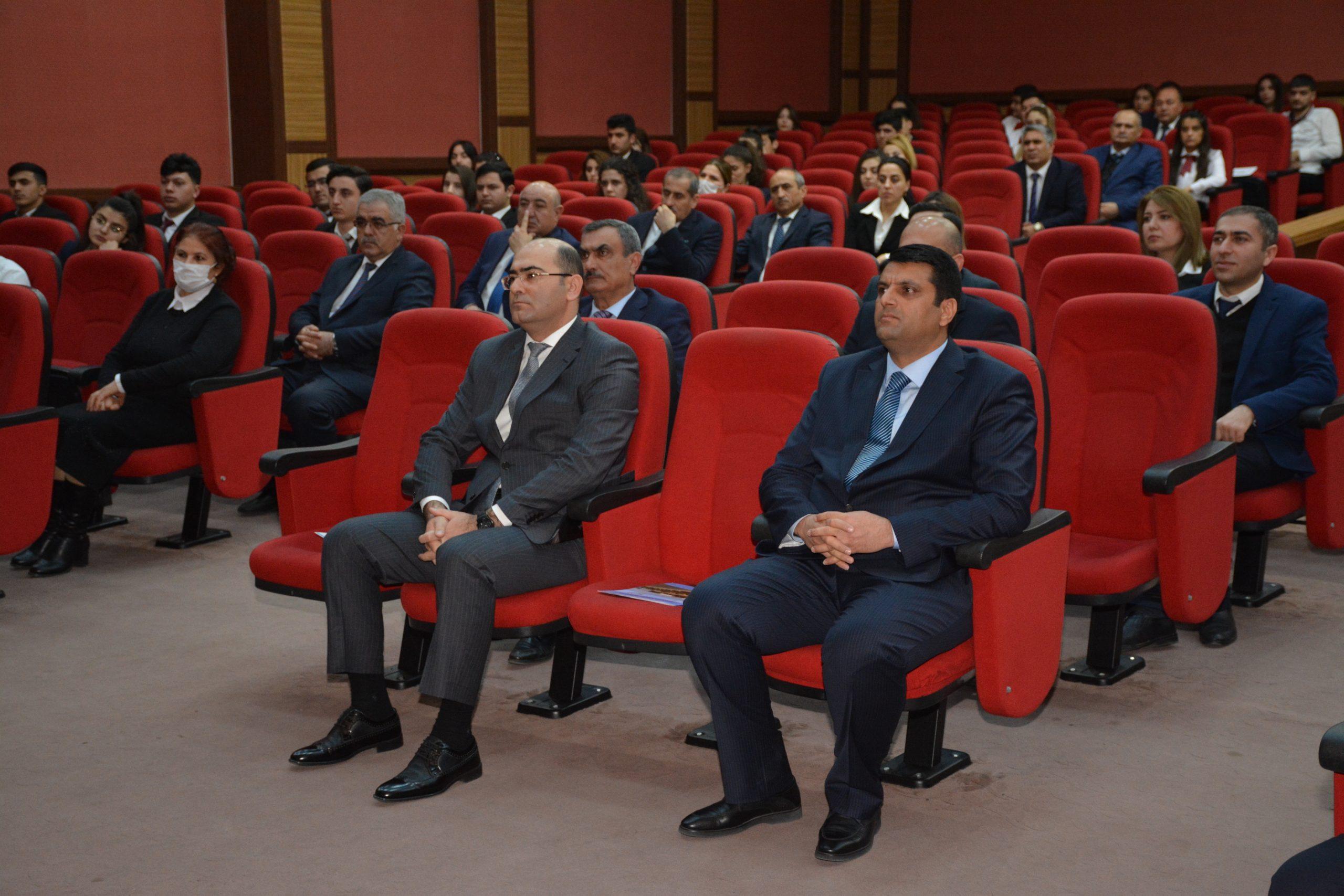 Naxçıvan Dövlət Universiteti Televiziyası muxtar respublikada yayımına başlayıb