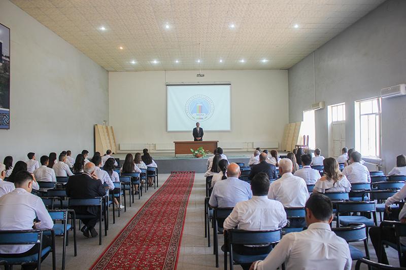 Naxçıvan Dövlət Universitetində yay məktəbi təşkil edilib