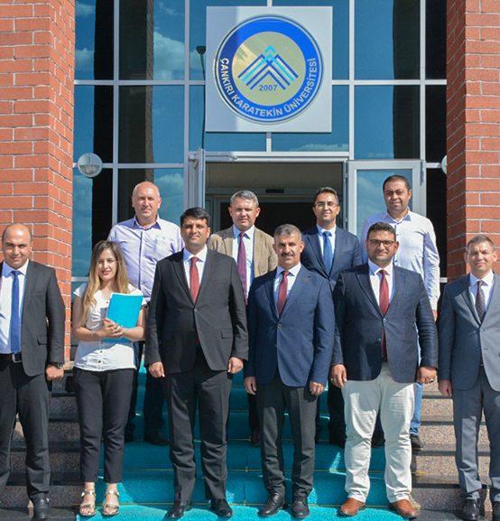 Naxçıvan Dövlət Universiteti ilə Türkiyənin Çankırı Karatekin Universiteti arasında ikili diplom layihəsinin icrasına başlanılıb